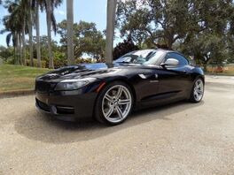 2011_BMW_Z4_sDrive35is_ Hollywood FL