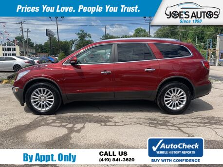 2011_BUICK_ENCLAVE_CXL_ Toledo OH