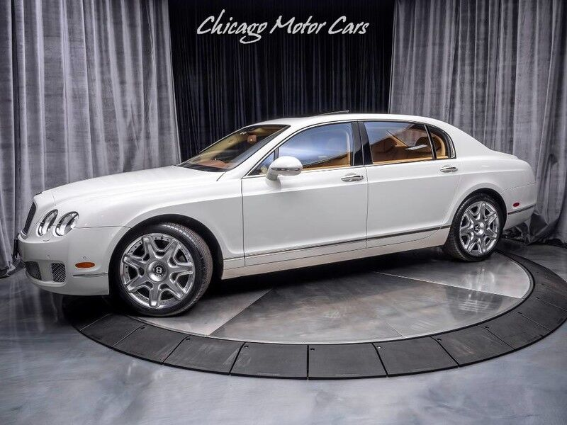 2011_Bentley_Continental Flying Spur_Mulliner Sedan **MSRP $208,880**_ Chicago IL