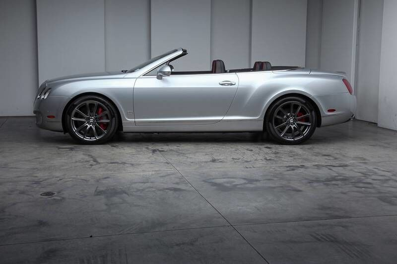 2011 Bentley Continental GTC Speed 80-11 Akron OH