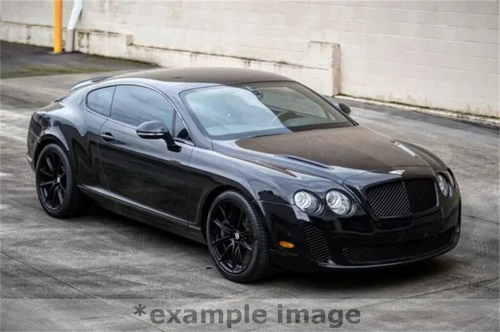 2011 Bentley Continental Supersports Base Indianapolis IN