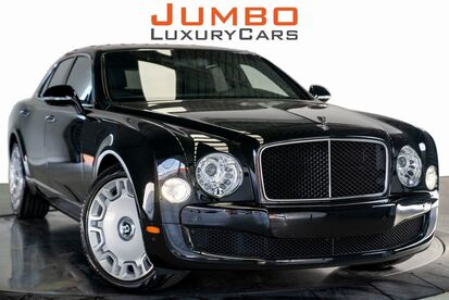 2011_Bentley_Mulsanne__ Hollywood FL