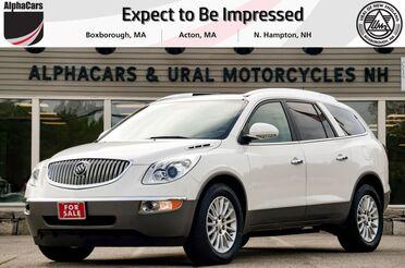 2011_Buick_Enclave_AWD CXL-1_ Boxborough MA