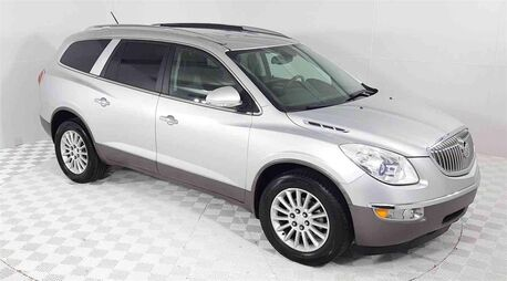 2011_Buick_Enclave_CX_ Euless TX