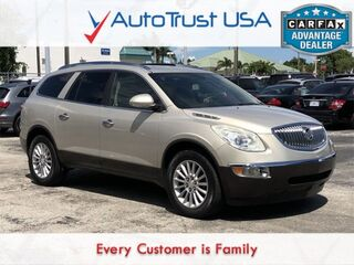 Buick Enclave CXL 1XL BACKUP CAM 3RD ROW LEATHER LOW MILES 2011