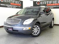 Buick Enclave CXL-2 AWD DRIVER CONFIDENCE PKG LUXURY PKG 3RD ROW SEAT REAR CAMERA 2ND ROW 2011