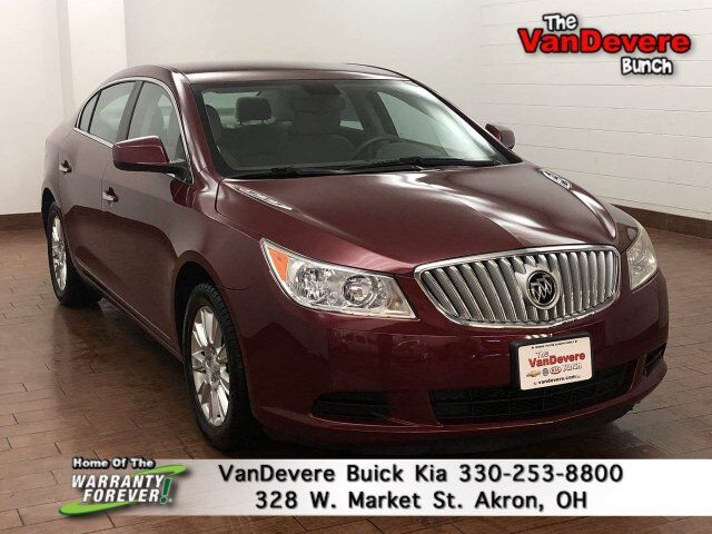 2011 Buick LaCrosse CX Akron OH