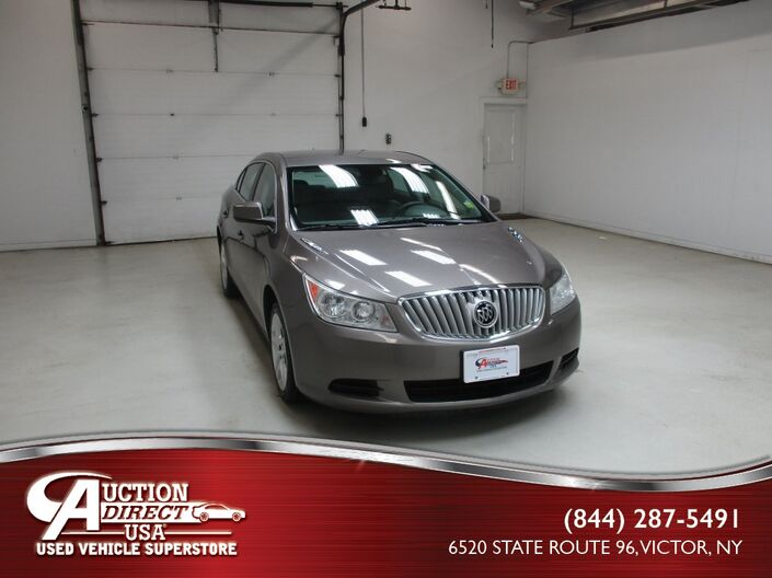 2011 Buick LaCrosse CX Raleigh