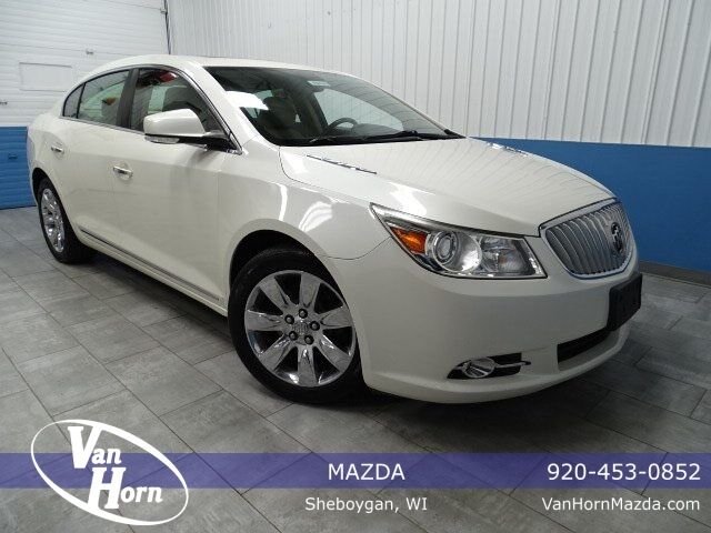 2011 Buick LaCrosse CXS Plymouth WI