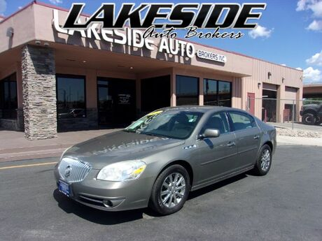 2011 Buick Lucerne CXL Premium Colorado Springs CO