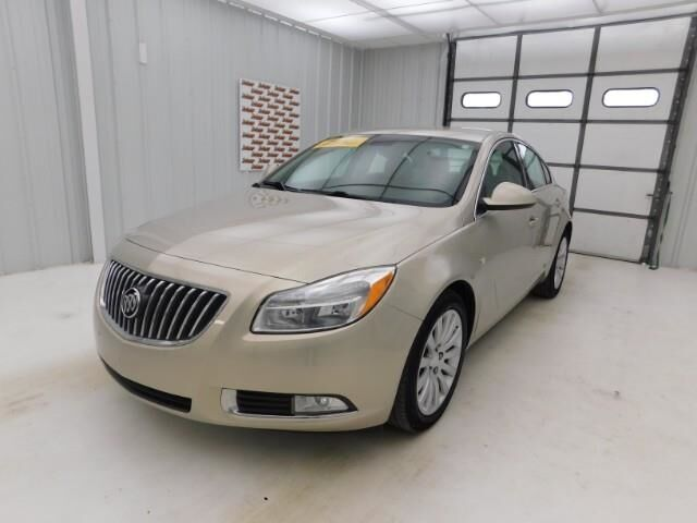 2011 Buick Regal 4dr Sdn CXL RL1 Manhattan KS