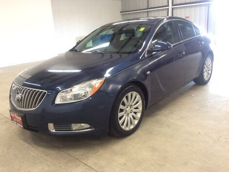 2011_Buick_Regal_CXL_ Mission TX
