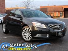 2011_Buick_Regal_CXL Navigation Heated Seats Moonroof_ Schaumburg IL