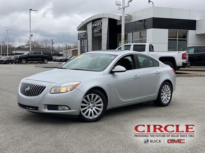 2011 Buick Regal CXL RL4 Highland IN