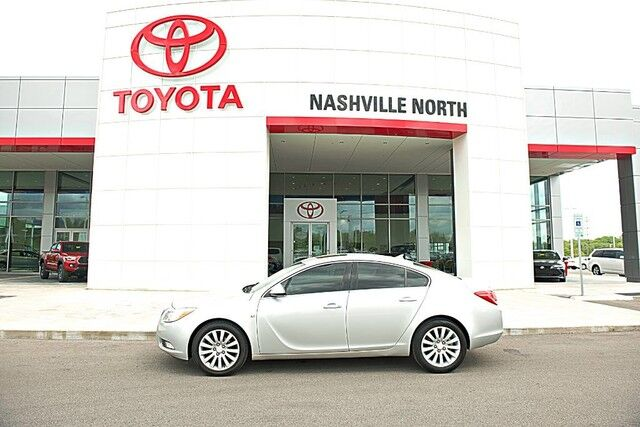 2011 Buick Regal CXL RL5 Nashville TN