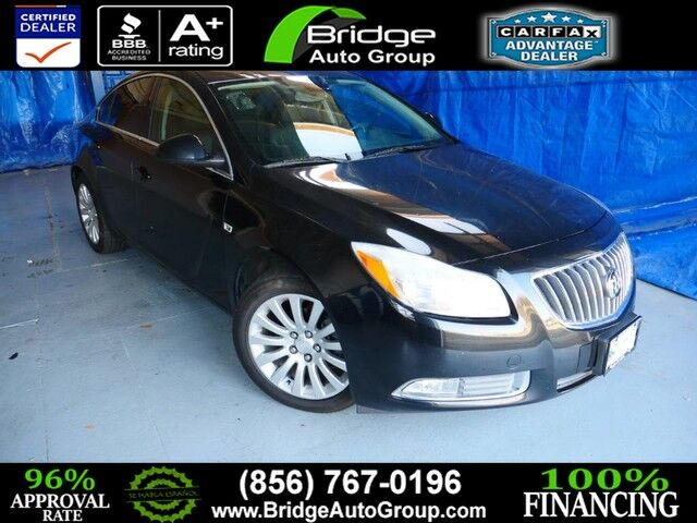 2011 Buick Regal CXL RL6 Berlin NJ