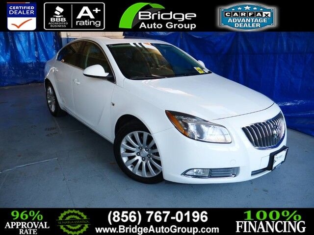 2011 Buick Regal CXL Turbo TO3 Berlin NJ