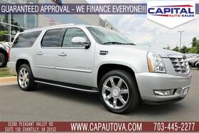 2011_CADILLAC_ESCALADE ESV_LUXURY_ Chantilly VA
