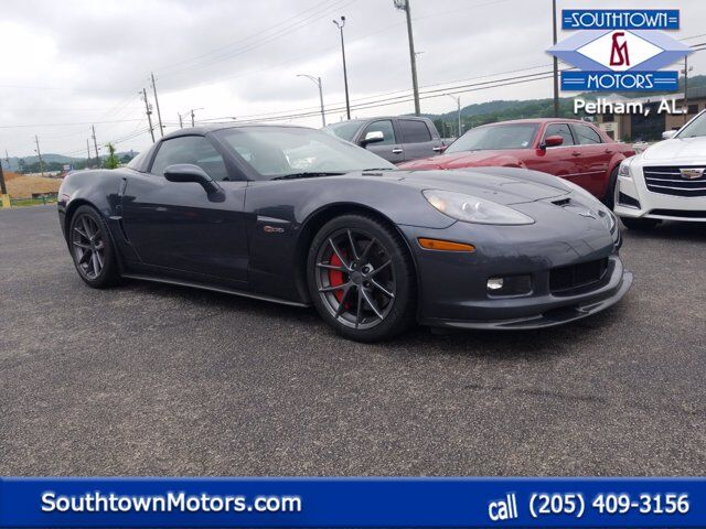 2011 CHEVROLET CORVETTE Z06 w/3LZ 6 SPD MANUAL Pelham AL