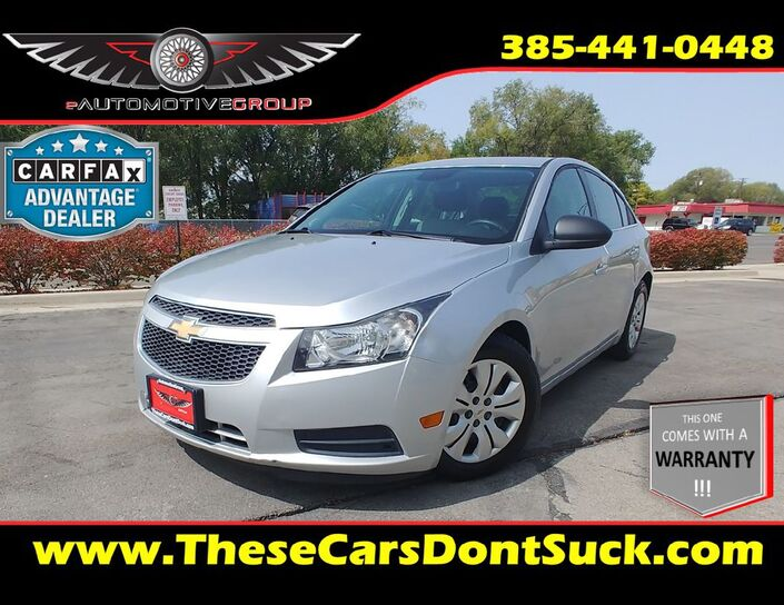 2011 CHEVROLET CRUZE ECO Sandy UT