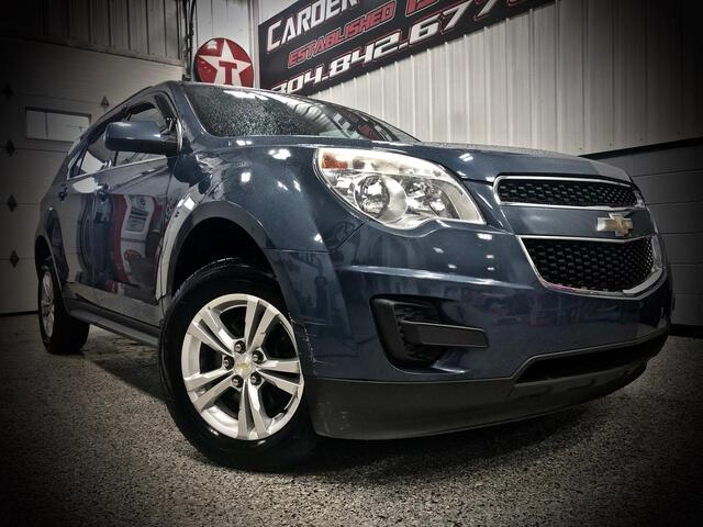2011_CHEVROLET_EQUINOX AWD_LT_ Bridgeport WV