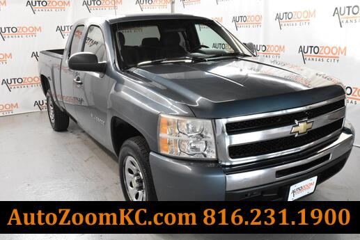 2011 CHEVROLET SILVERADO LT  Kansas City MO
