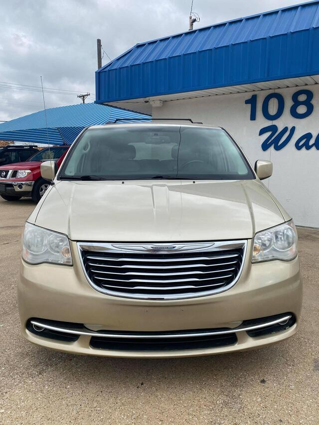 2011 CHRYSLER TOWN  COUNTRY  Mesquite TX
