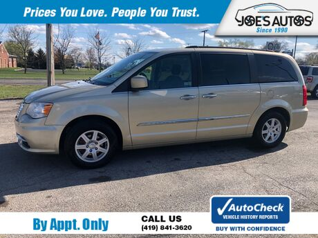 2011 CHRYSLER TOWN & COUNTRY TOURING Toledo OH