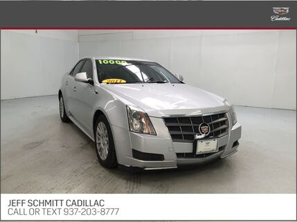 2011_Cadillac_CTS__ Dayton area OH