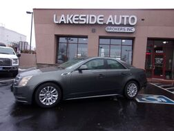 2011_Cadillac_CTS_3.0L Luxury AWD_ Colorado Springs CO