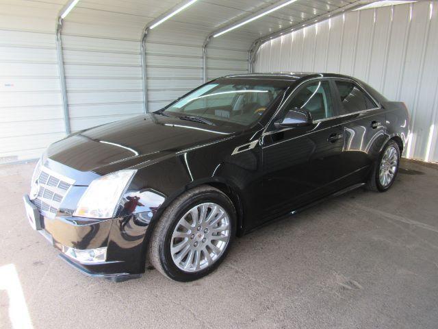 2011 Cadillac CTS 3.6L Premium w/Navi Dallas TX