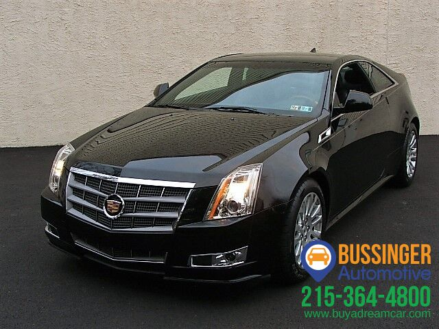 2011 Cadillac CTS-4 Performance - All Wheel Drive Feasterville PA