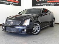 Cadillac CTS 6.2L V8 NAVIGATION SUNROOF LEATHER HEATED SEATS REAR CAMERA REAR PARKING 2011
