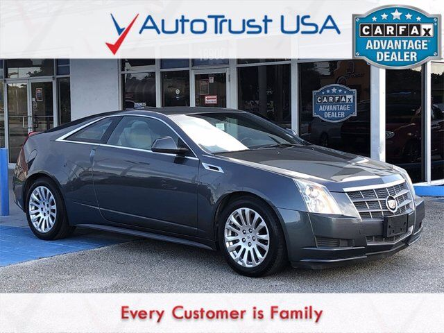 2011 Cadillac CTS Coupe Base Miami FL