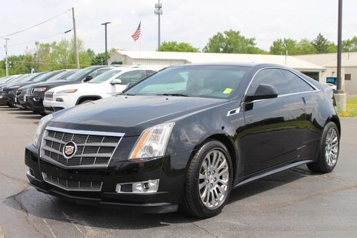 2011 Cadillac CTS Coupe Performance Fort Wayne Auburn and Kendallville IN