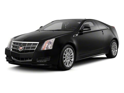 2011_Cadillac_CTS Coupe_Performance_ Lakeland FL