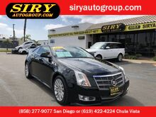 2011_Cadillac_CTS Coupe_Performance_ San Diego CA