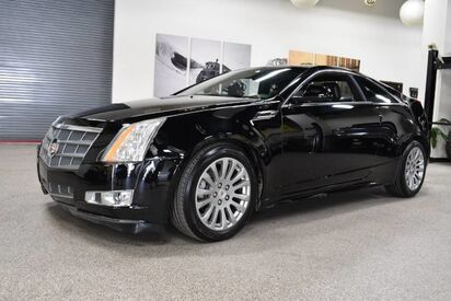 2011_Cadillac_CTS Coupe_Premium AWD_ Boston MA