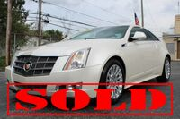 Cadillac CTS Coupe Premium 2011