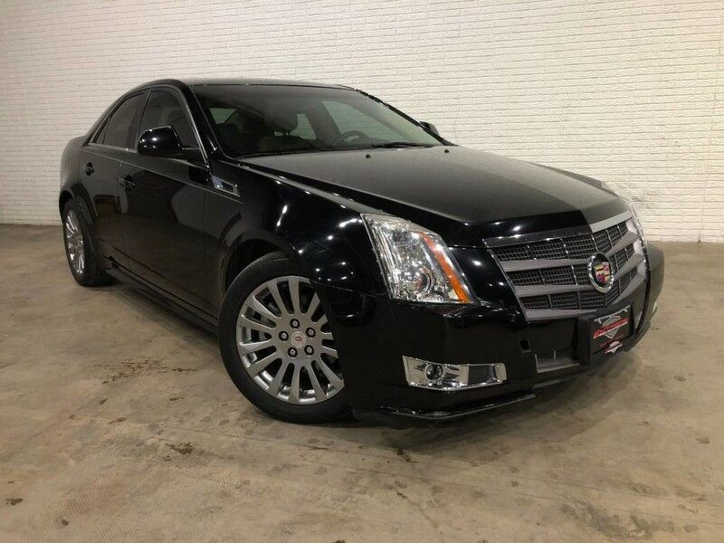2011 Cadillac CTS Performance Performance