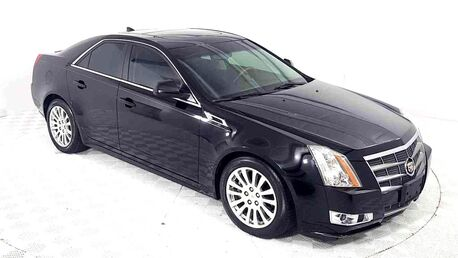2011_Cadillac_CTS_Premium_ Euless TX