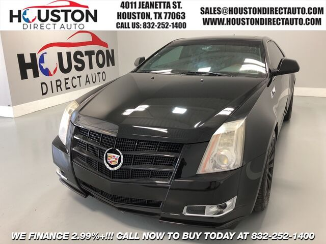 2011 Cadillac CTS Premium Houston TX
