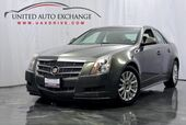 2011 Cadillac CTS Sedan 3.0L V6 Engine RWD Luxury w/ Bose Premium Sound System, Back up Camera, Bluetooth Connectivity, Heated Mirrors, Underhood Acoustic Insulation