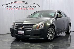 2011_Cadillac_CTS Sedan_3.0L V6 Engine RWD Luxury w/ Bose Premium Sound System, Back up Camera, Bluetooth Connectivity, Heated Mirrors, Underhood Acoustic Insulation_ Addison IL