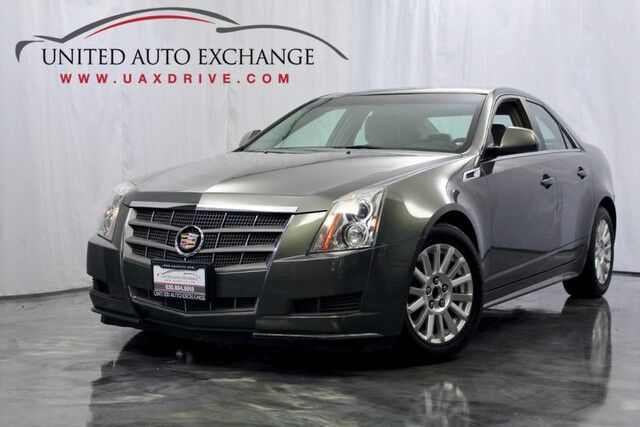 2011 Cadillac CTS Sedan 3.0L V6 Engine RWD Luxury w/ Bose Premium Sound System, Back up Camera, Bluetooth Connectivity, Heated Mirrors, Underhood Acoustic Insulation Addison IL