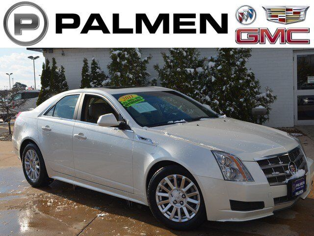 2011 Cadillac CTS Sedan Luxury Kenosha WI