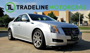2011_Cadillac_CTS Sedan_Luxury LEATHER, POWER SEATS, NAVIGATION, AND MUCH MORE_ CARROLLTON TX