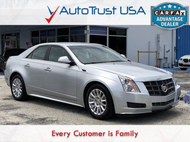 2011 Cadillac CTS Sedan Luxury Miami FL