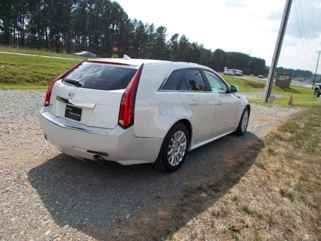 2011 Cadillac CTS Sport Wagon 3.0L Luxury RWD w/ Navi Monroe NC