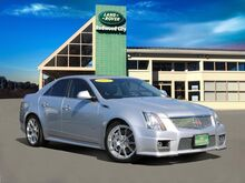 2011_Cadillac_CTS-V_Base_ California